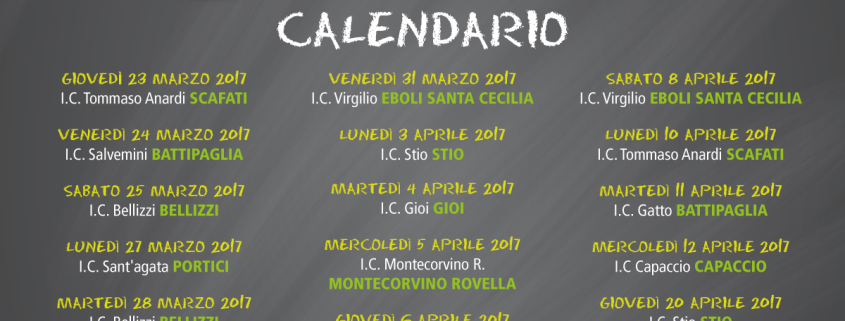 CALENDARIO locandina_A3_school_games