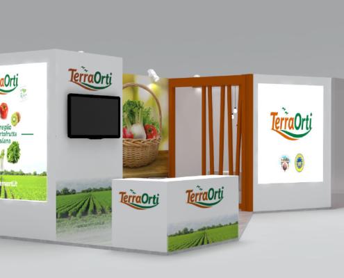Fruit & Veg Stand Terra Orti